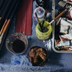 Namaluj zapach czyli jak rozgrzać kreatywność