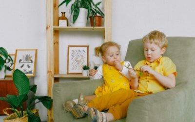 5 zasad pracy z domu, w którym są dzieci